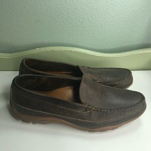 Allen Edmonds Boulder shoes loafers men size 10.5E